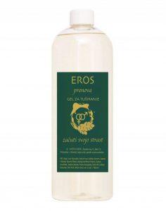naravni gel za tuširanje Eros