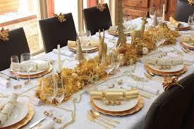 okrasitev mize za božič